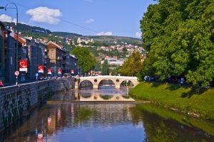 Sarajevo, Bosnie-Herzégovine, Bosnie, Cap Vers l'Est, Croatie, Balkans, Danube, Voyages en groupe