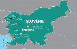 Réceptif Slovénie, Cap Vers l'Est, Réceptif groupe Slovaénie