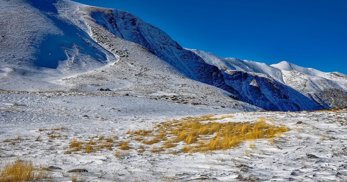 Macédoine - Hiver - Neige - Montagnes
