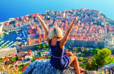 réceptif Croatie, Cap vers l'Est, réceptif groupe Croatie