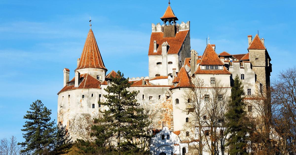 Cap vers l'Est, 10 magnifiques forteresses en Europe de l'Est, réceptif, croatie, balkans, danube