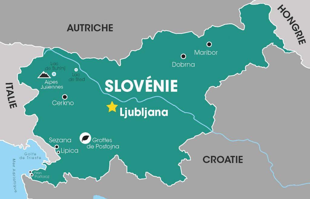 Slovénie, Voyages en Groupe, Cap Vers l'Est, Croatie, Balkans, Danube, Tour opérateur