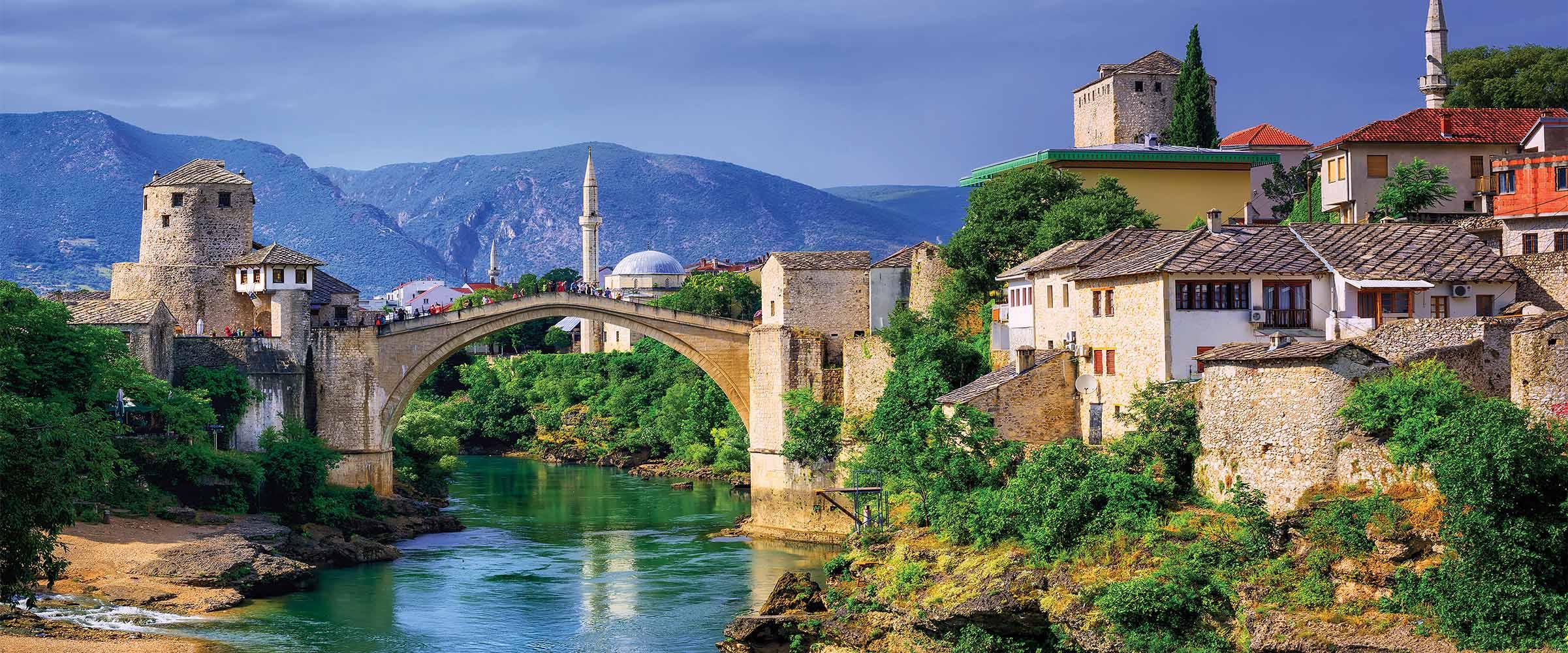Charmes des Balkans – Cap Vers l'Est