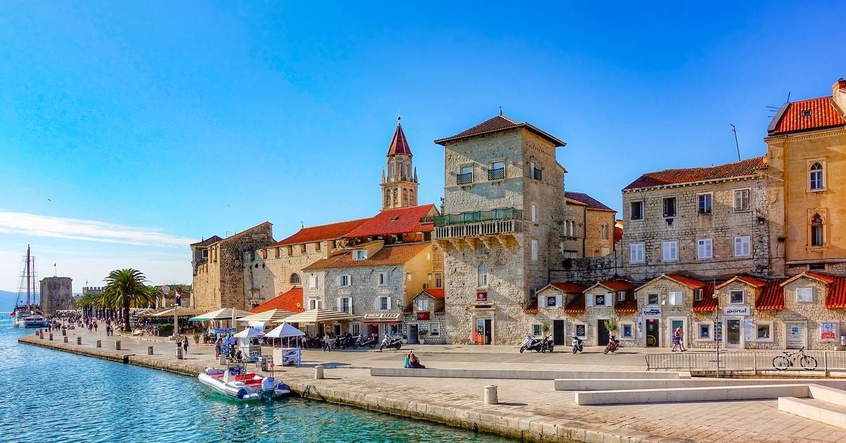 Europe de l'Est-Voyage-Croatie