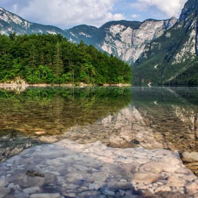 Lac - Bohinj - Slovénie