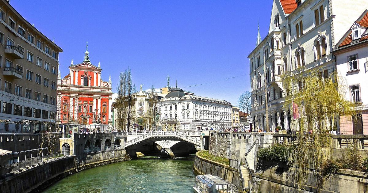 5 lieux à voir absolument en Slovénie