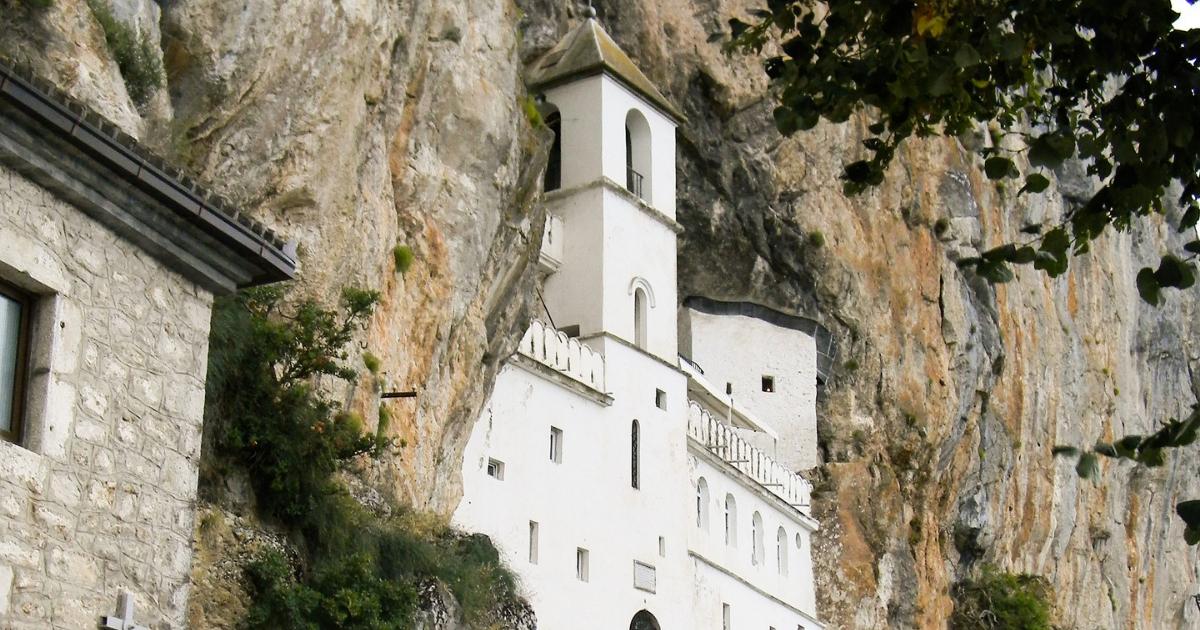 Cap vers l'est, monastère, réceptif, croatie, balkans, danube, 5 monastères emblématiques d'Europe de l'Est